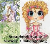 scrapbook stamp society challenge