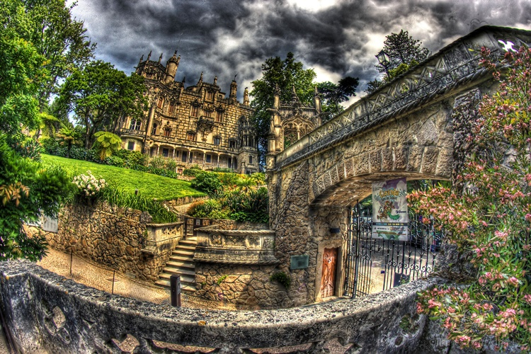 Quinta da regaleira em sintra dicas de lisboa e portugal for Jardines quinta da regaleira
