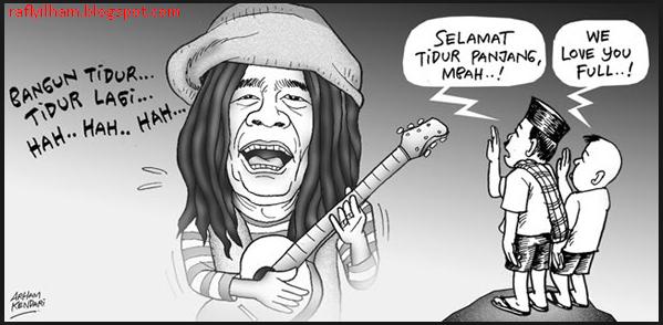 karikatur mabah surip