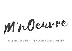 We love: M'nOeuvre, belevingsgericht tekenen voor groepen