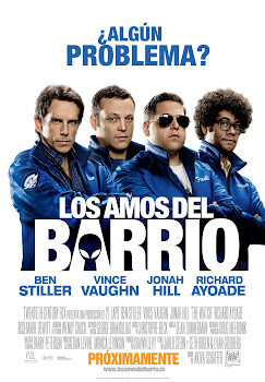 Ver Película Los amos del barrio (The Watch) Online Gratis (2012)