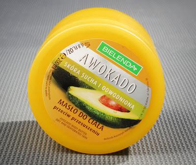 Bielenda. Awocado -masło do ciała.