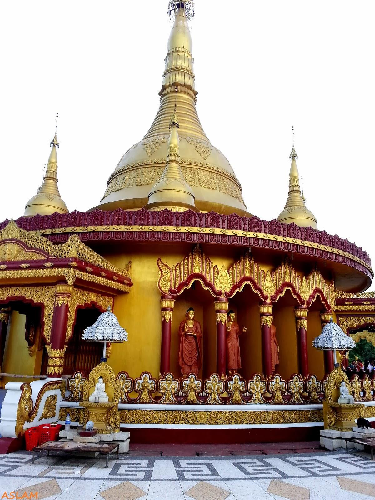 Bandarban Temple