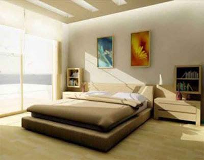Contoh Desain Interior Kamar Utama - Gambar 04