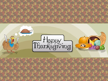 #23 Happy Thanksgiving Wallpaper