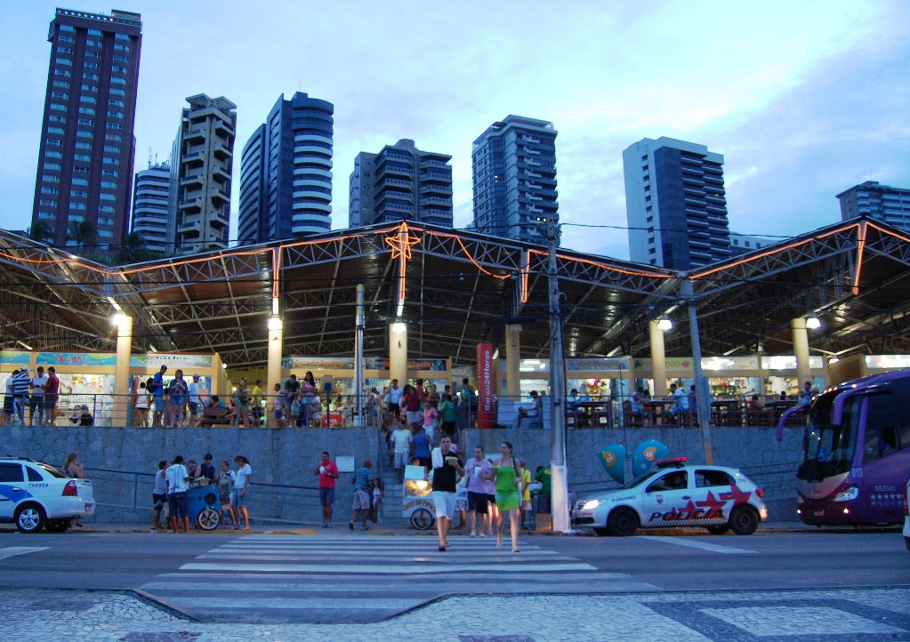 Artesanato Pernambuco ~ Centro de Artesanato da Praia dos Artistas