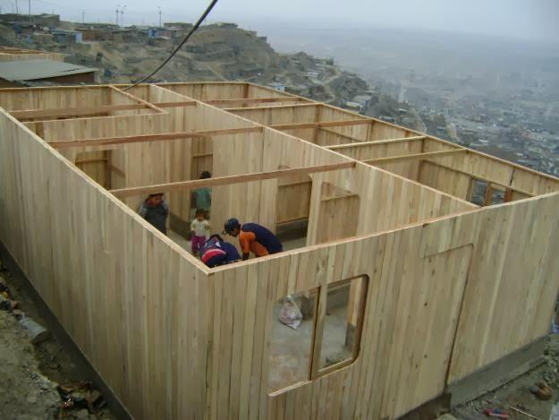 Casas prefabricadas madera casas prefabricadas de - Precio modulos prefabricados ...