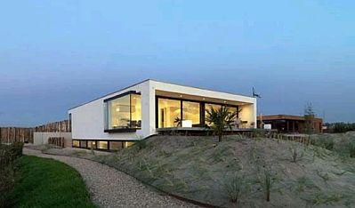 Banco de imagenes y fotos gratis fotos de casas for Plantas para casas minimalistas