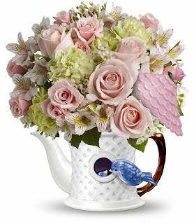 Send Holiday Flowers