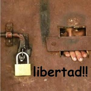LIBERTAD A LOS PRESOS POLITICOS