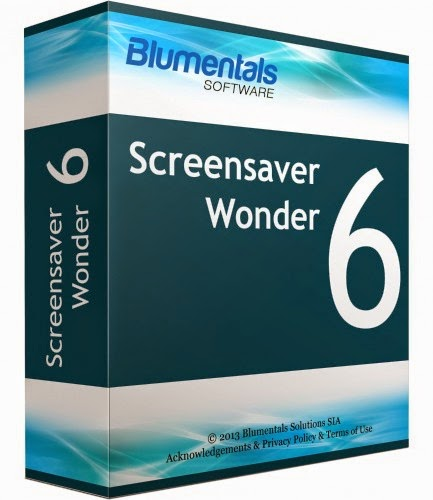 Blumentals Screensaver Wonder