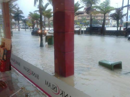 BIMB%2BMahkota%2BSquare Terkini: Kuantan Banjir Teruk