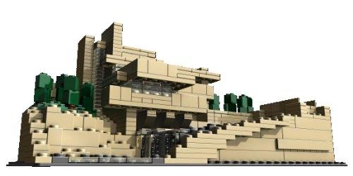 Lego Architecture Fallingwater 210054