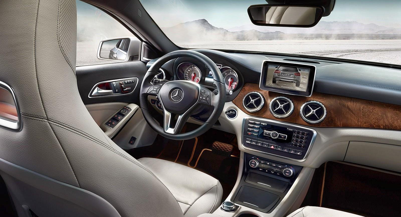 Leopaul 39 s blog mercedes benz gla class for Mercedes benz gla class interior