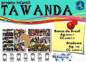 Projeto Infantil Tawanda.