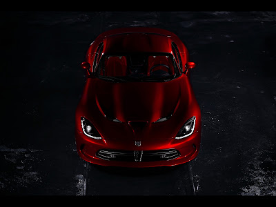 2013 Dodge SRT Viper Static