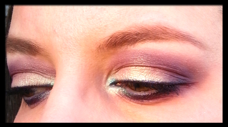 Makeup Look con Fig. 1 (MAC Cosmetics) e Zoe (Nabla Cosmetics)