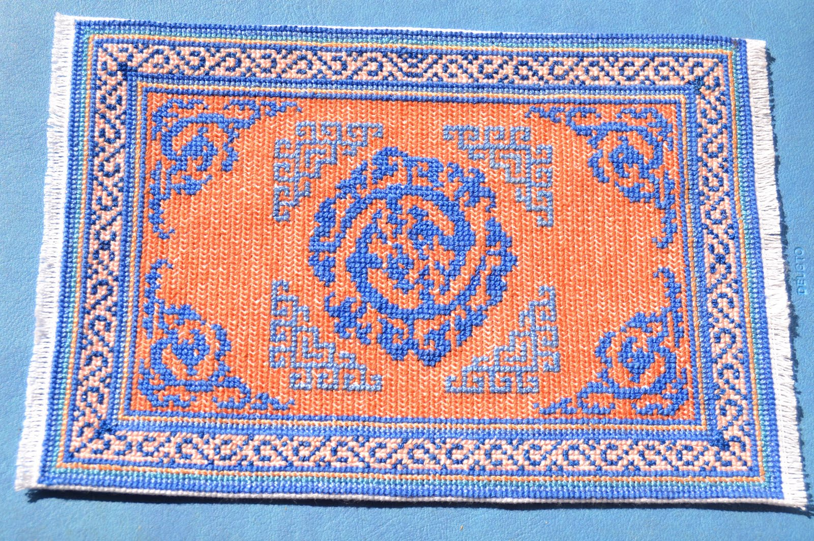 Mis miniaturas y yo alfombra china for Alfombras chinas