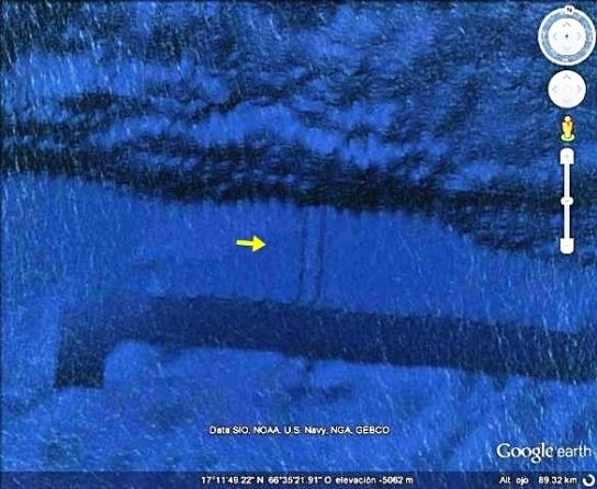 Fotos secretas de google earth 32