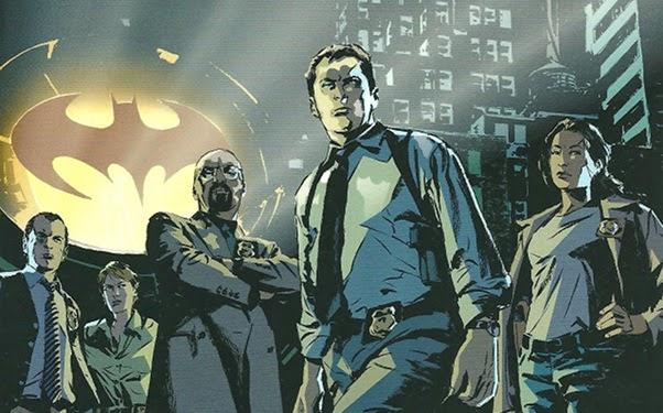 Policias de Gotham