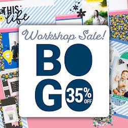 BOGO Workshop Kit 35%