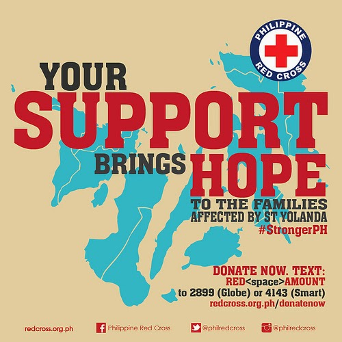 Eat for a Cause: The Yolanda Action Weekend (and more ...