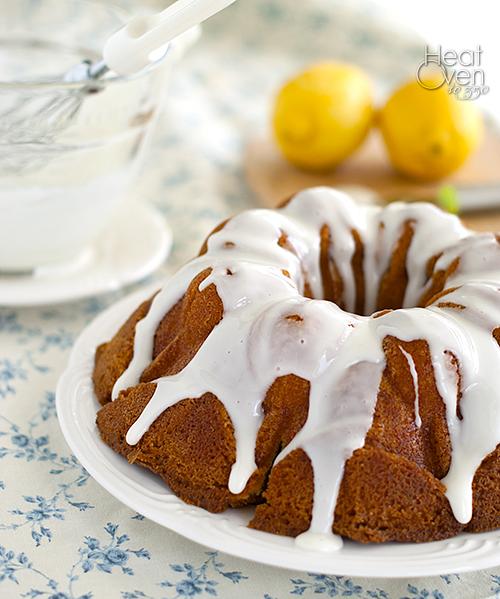 Paula Deen Orange Cranberry Pound Cake Recipe