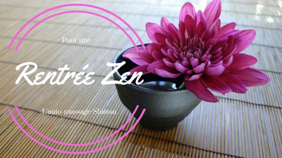 Zen, Japon, fleur du Japon
