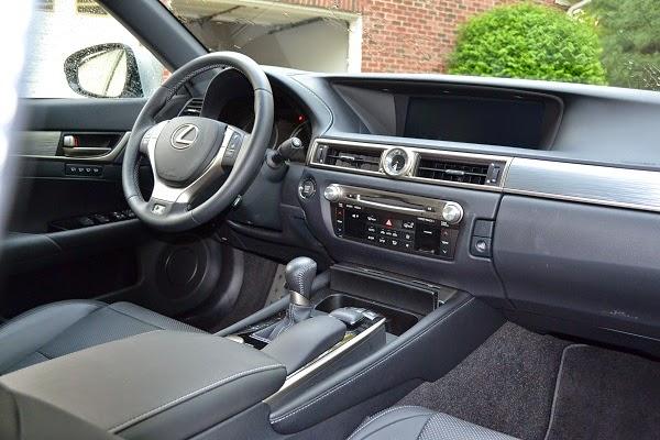 2014 Lexus GS 350 F Sport Interior