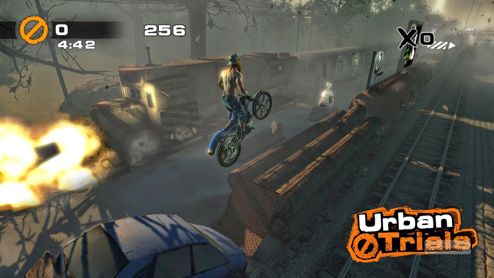 شرح تحميل و تثبيث لعبة URBAN Trial Freestyle مضغوطة بحجمشرح تحميل و تثبيث لعبة URBAN Trial Freestyle مضغوطة بحجم 230MB 230MB