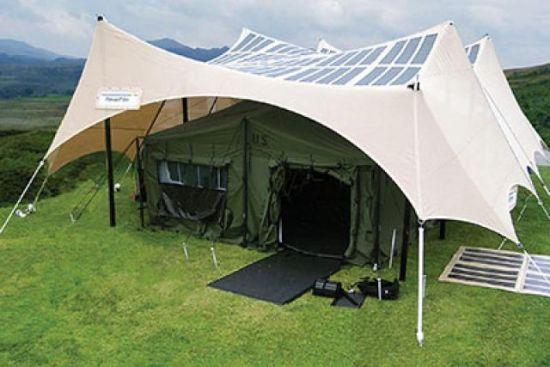 военная палатка сша