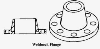 Jenis Flange Tipe Weldneck