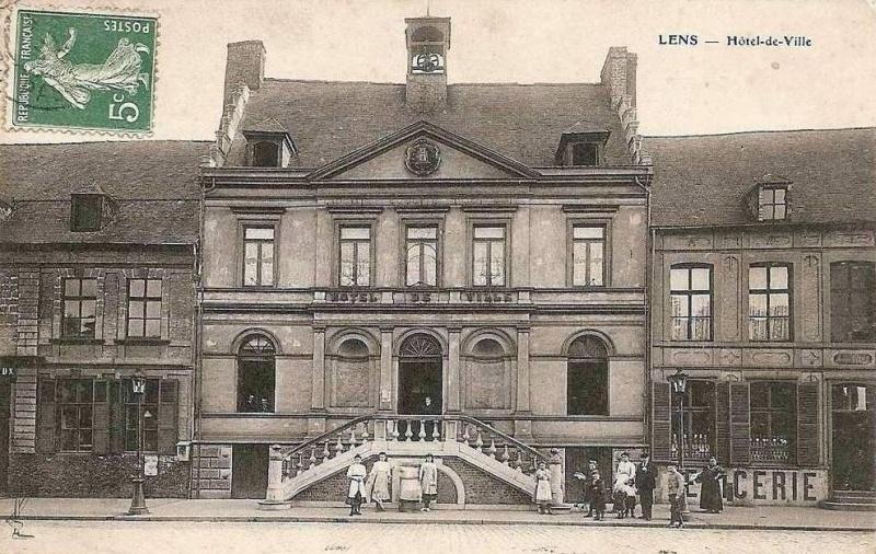 Hotel De Ville Noyelles Sous Lens