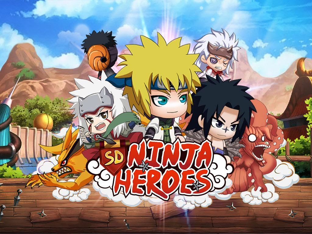 Naruto Android/iPhone/iPad Game SD Ninja Heroes walkthrough