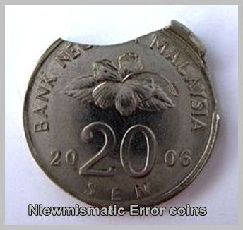 2006 20 Cents Reverse