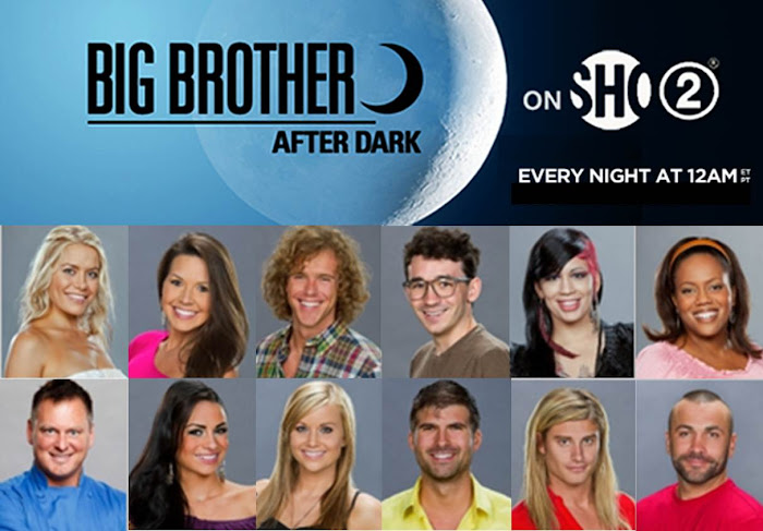 BIG BROTHER (US) AFTER DARK I BLOG I VIDEOS I PHOTOS