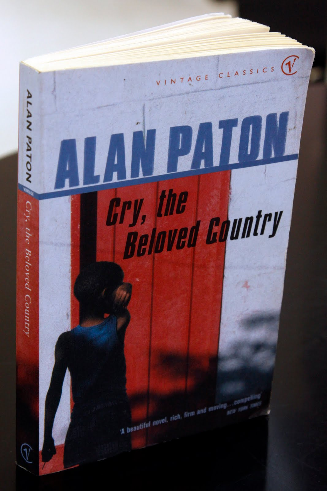 a review of the novel cry the beloved country Cry the beloved country alan paton, author, michael york, read by , read by  michael york blackstone audio $1995 (0p) isbn.
