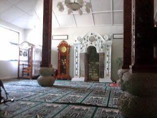 Mihrab Masjid Sunan Muria