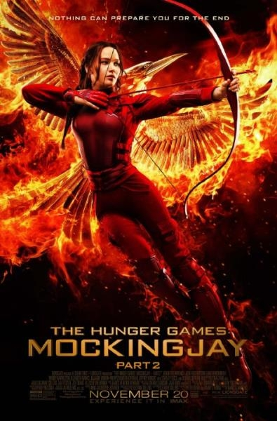 Húng Nhại Phần 2 - The Hunger Games:  Mockingjay-P2