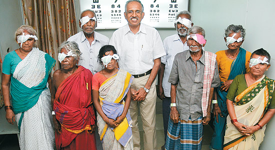 the aravind eye hospital marketing plan Ment launched the national program for control of blindncss to also address the   the size of the eye care market at $1 billion with perhaps as high as a 35.