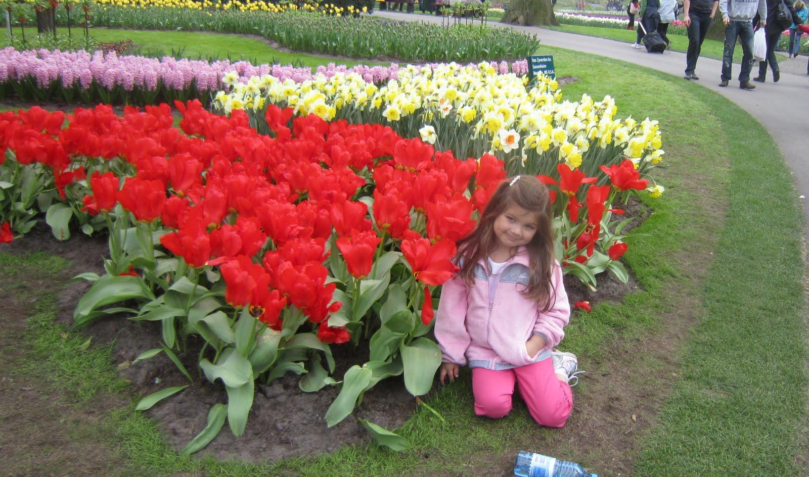 Princess Closet Keukenhof Garden Of Holland