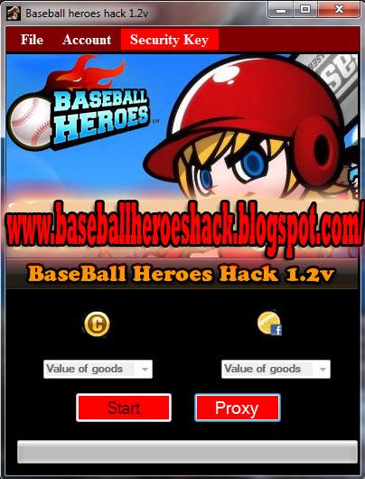 Baseball Heroes Hack tool 1.2v