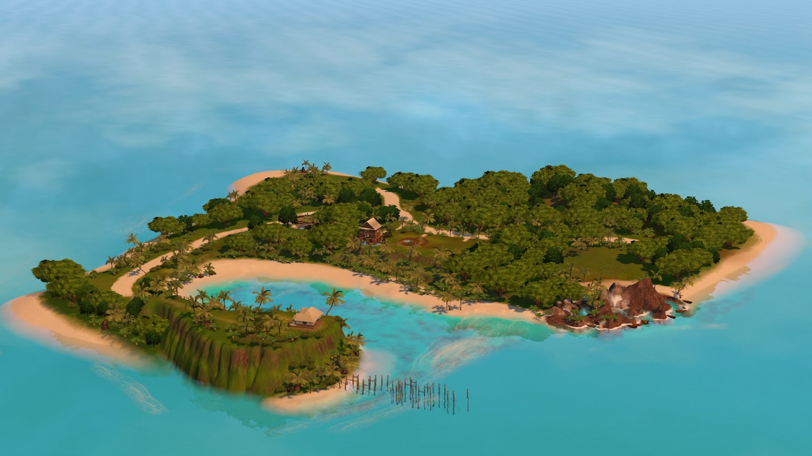 My Sims 3 Blog Coconut Palms By Cink