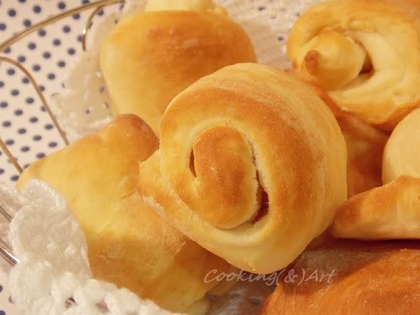 Αφράτα ρολλάκια ψωμιού / Lion House Rolls !