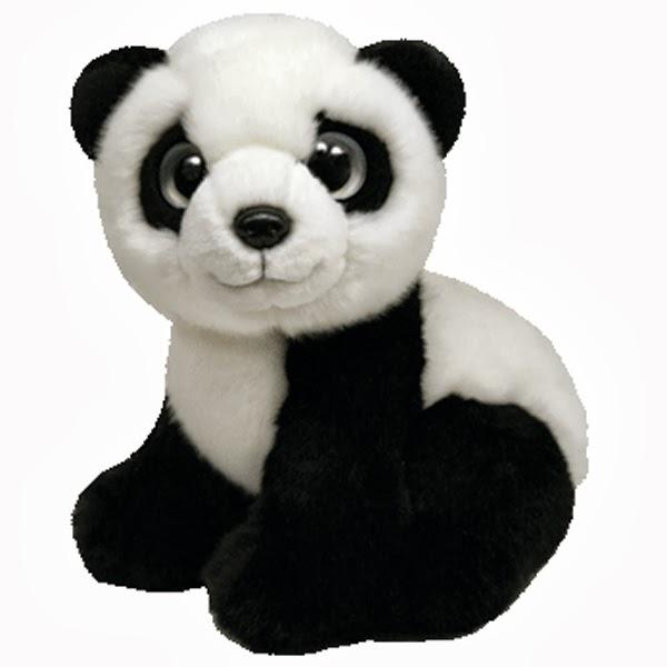 Выкройка панды