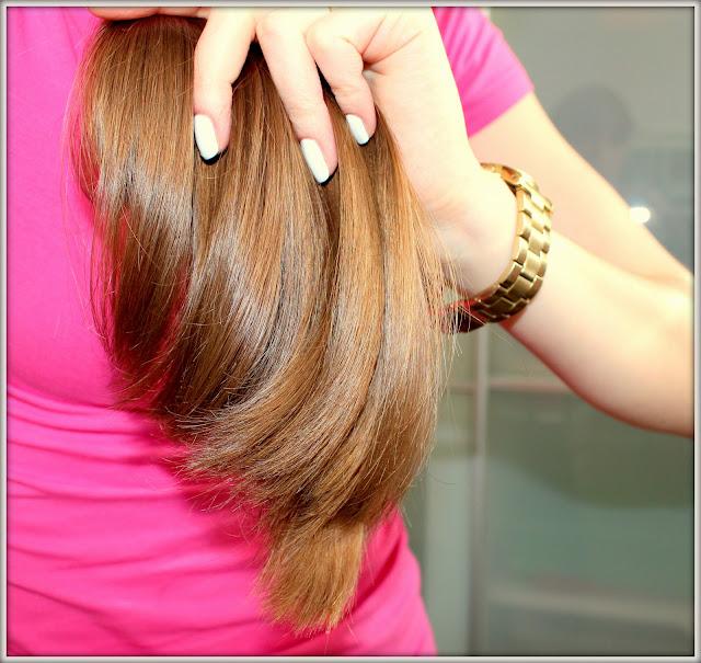 чтобы волосы не пачкались быстро