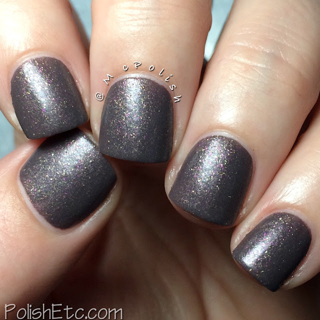 Takko Lacquer - Black Creek - McPolish Collaboration Shade