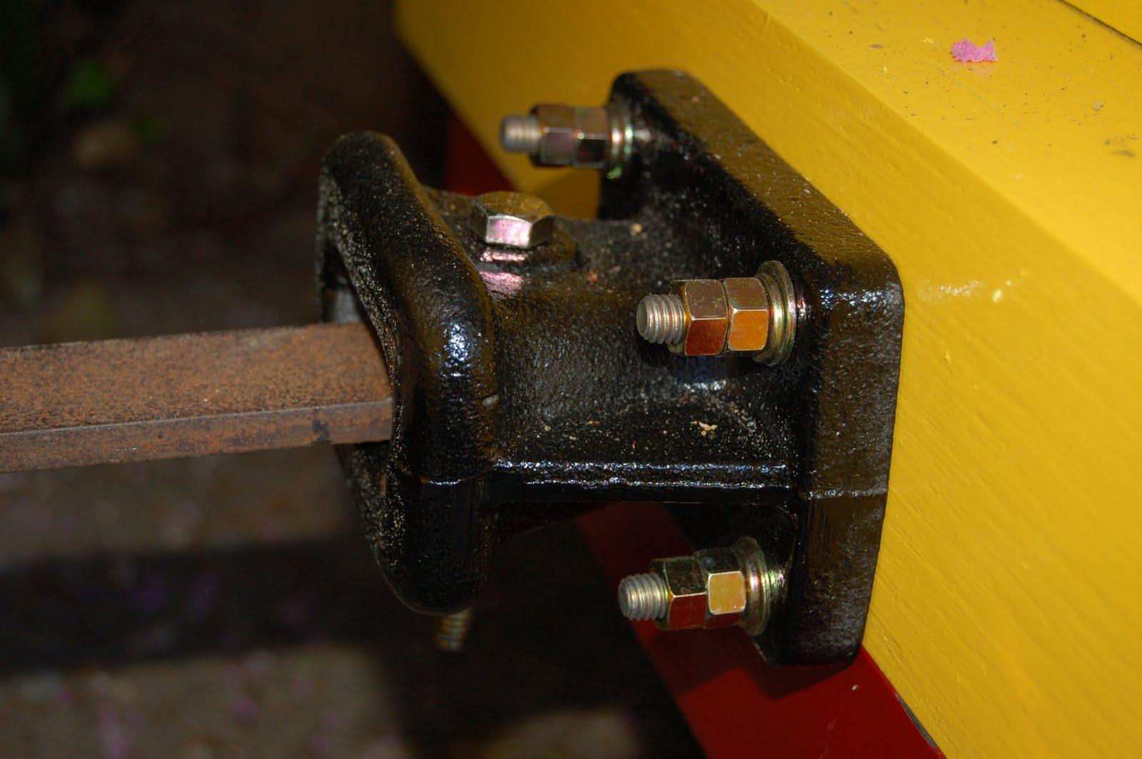 Link And Pin Coupler : Nwrr inch gauge locomotive photos