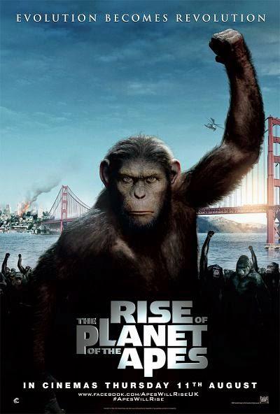 [ดูหนังHDออนไลน์] Rise of the Planet of the Apes (2011) กำเนิดพิภพวานร [พากย์ไทย]