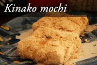 Mochi Kinako